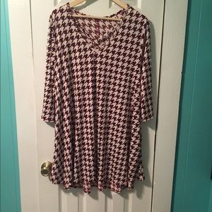 Tops - Criss Cross Tunic